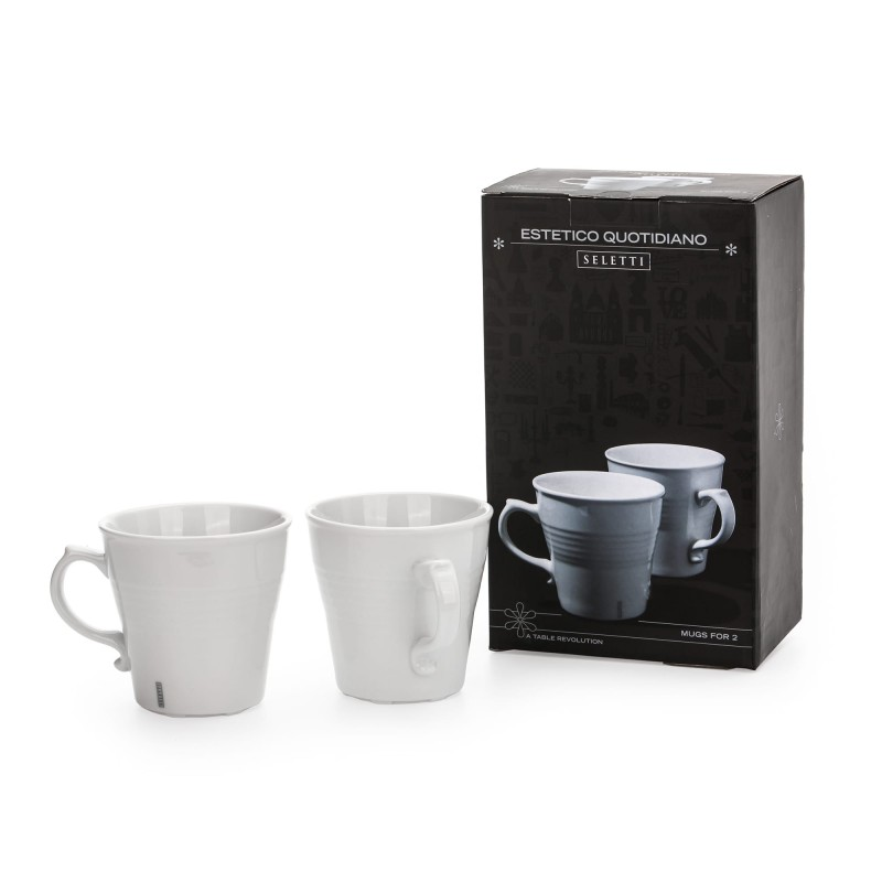 SELETTI |Set di 2 mugs € 19
